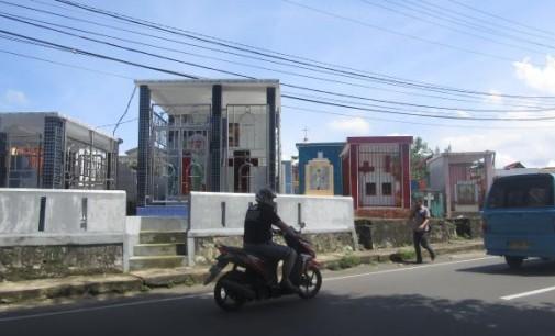 ROCKY WOWOR Sarankan Pemkot Manado Buka Lokasi Baru Pemakaman Umum