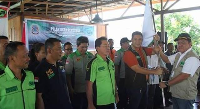 Pelantikan Pengurus RAPI Manado