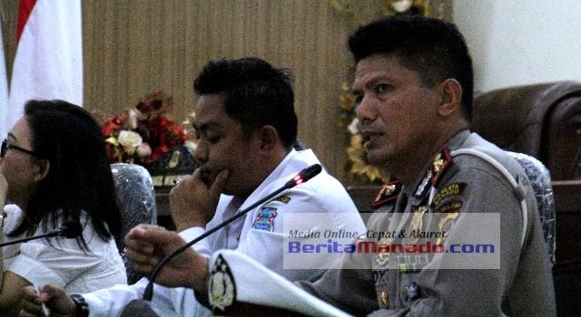 Kompol Roy Tambajong (FG: Sandy)