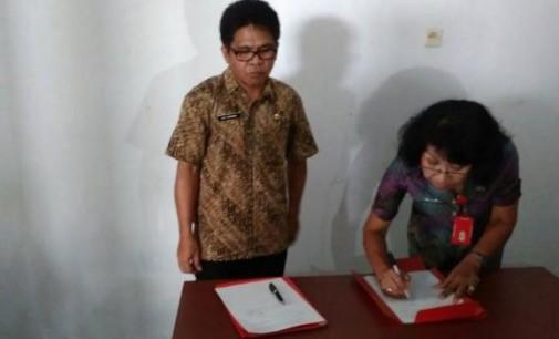 Pemkab Sitaro: EDDY SALINDEHO Gantikan S.W KATIANDAGHO