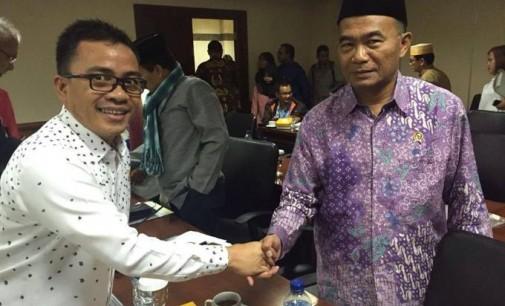 Rapat Komite 3 Bersama Mendikbud, STEFA LIOW Perjuangkan Ini