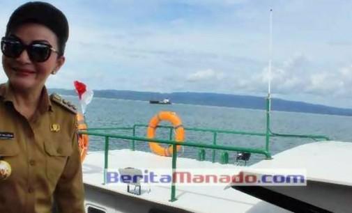 Hebat !!! Himbauan TETTY PARUNTU Dahului Peringatan BMKG Sulut