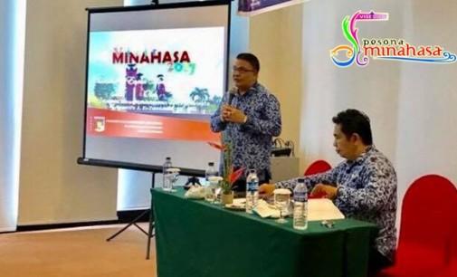 Visit Pesona Minahasa 2017 'Bergema' di Rakorprov Pariwisata Sulut