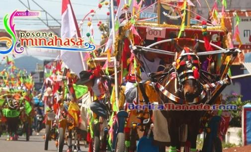 Senin, Disbudpar Minahasa Gelar Technical Meeting Karnaval Bendi Hias