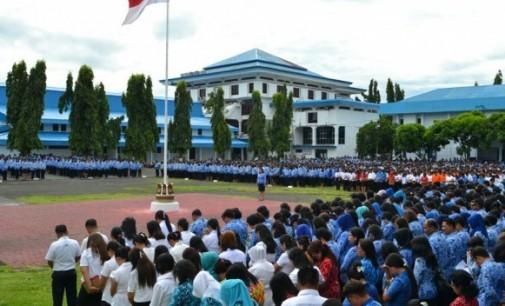 Ikuti Apel Perdana, Pejabat Pemkot Diwarnai Kecemasan