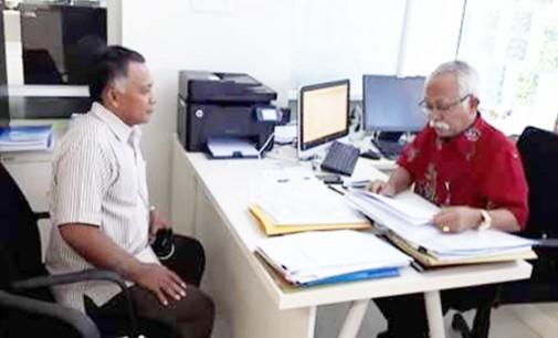 Hasil Lobi Bupati, DENNIJ PORAJOW: Kemen PUPR Siapkan Miliaran Rupiah Untuk Mitra