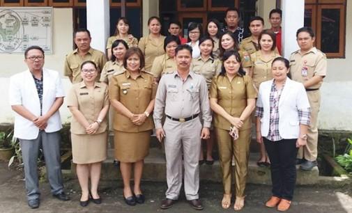 Sertijab Kapus Tambelang, GOTLIEB MAMAHIT: Layani Masyarakat Sebaik Mungkin