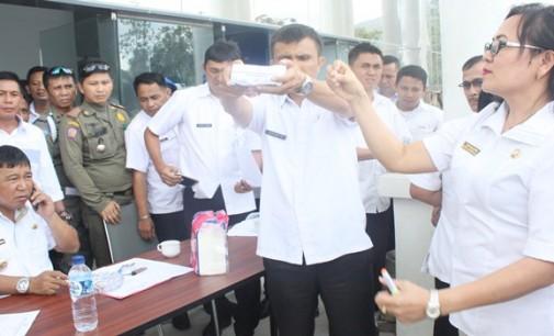 Hebat !!! Sekretaris SKPD di Mitra Diberi Mobnas