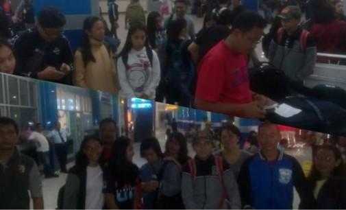 RSC Kirim Enam Atlit Menembak ke Kejurnas Region Timur dan Tengah di Bali