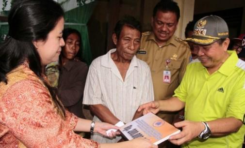 Bantuan Bencana, Pemkot Bitung Ucapkan Terima Kasih