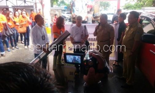 PT MSM/TTN Kembali Bantu Korban Bencana Kota Bitung