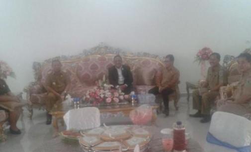 Kunjungi Bolmong, BENNY RHAMDANI dan STEFANUS LIOW Ingatkan NIXON WATUNG Soal Pilkada
