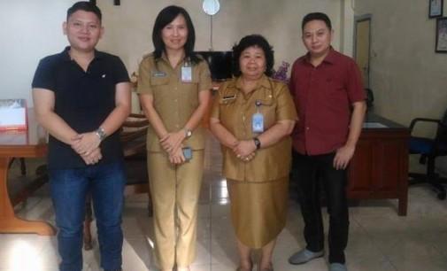 Dispora dan KNPI Targetkan Manado Kota Layak Pemuda 2017