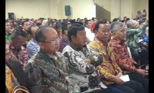 DANNY RINDENGAN Terima Ini di Yogyakarta Expo Center Buat Minsel