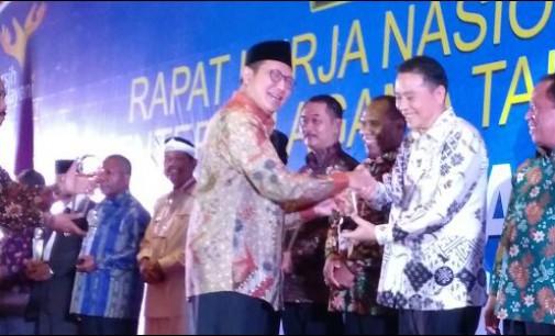 Tomohon Raih Kerukunan Award, Jimmy Eman: Karya Yang Diukir Bersama