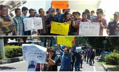 Peringatan HPN 2017 di Bitung Tercoreng dengan Tudingan Suap PT Delta