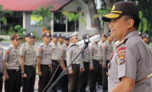 Pengamanan Pilkada di Bolmong, Polda Sulut Kembali Kirim Pasukan Tambahan