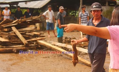 BERITA FOTO: Situasi Pasca Banjir Bandang Sonder
