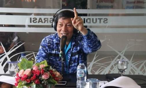 VICKY LUMENTUT Ba Ober di Radio, Butuh Hal Ini Dari Warga Manado