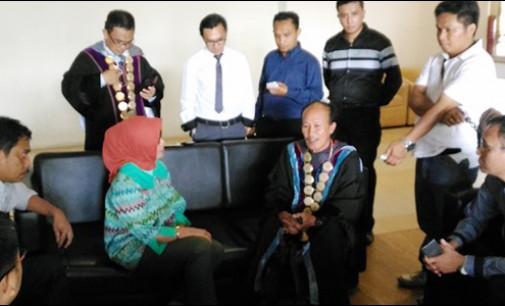 Kemenristekdikti 'OTT' Wisuda Ilegal UKIT di Hotel Sutan Raja