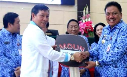 VICKY LUMENTUT Minta Bantuan Pemprov Sulut Soal Penutupan IPAL di Megamas