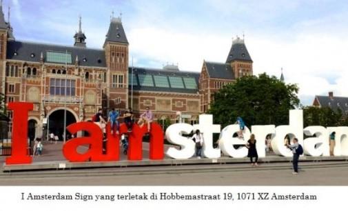 Anggota DPRD Terbang ke Amsterdam Ikut Promosikan Pariwisata Sulut
