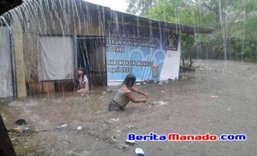 Banjir Lagi, Pemkot Manado Harus Proaktif