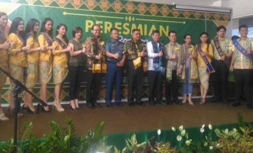VICKY LUMENTUT Ingatkan GIANT Manado Tidak Merusak Lingkungan