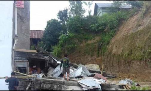 Hujan Semalam !!! Minsel Dikepung Longsor dan Banjir