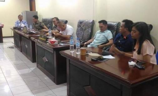 Komisi A DPRD Manado Rapat bersama Badan Kepegawaian dan Diklat Daerah