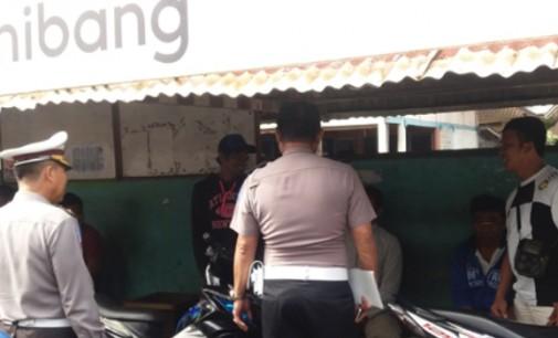 Operasi Simpatik 2017 di Manado, Polisi Dengarkan Keluhan Tukang Ojek