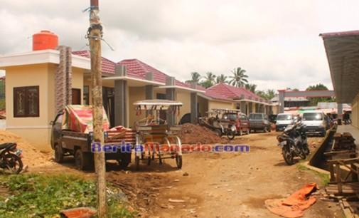 Ini Syarat 'KPK' Untuk Pedagang Pasar Kawangkoan
