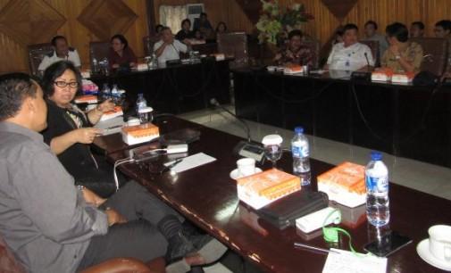 Sekretariat DPRD Sulut Berlaku Tidak Sopan terhadap Tamu Undangan, Begini..