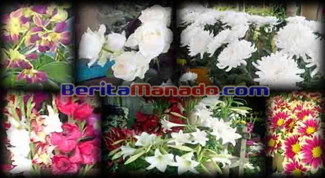 Penggunaan bunga hidup di jajaran Pemkab Minahasa tahun 2016 hanya lips service saja