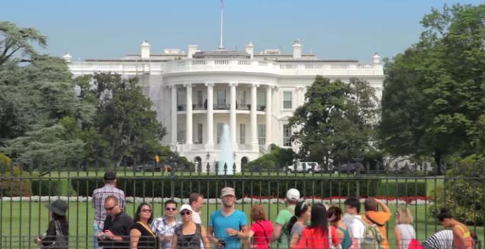 White House - Washington D C