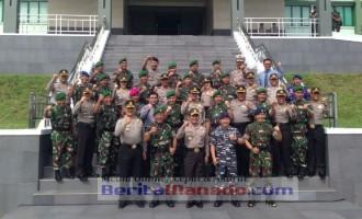 Ganip Warsito: Jika TNI-POLRI Tidak Bisa Akur, Sama Saja Kita Telah Mengkhianati Sumpah