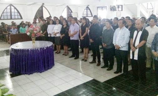 Wilayah Ratahan Tuan Rumah, Panitia FSPG 2017 Resmi Dilantik