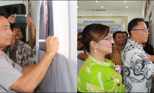 Tomohon Deklarasikan Joko Widodo Bapak Kerukunan Bangsa