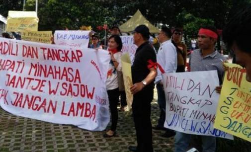 GIAK Sulut Dukung Langkah AMMAK Laporkan Dugaan Korupsi JANTJE SAJOW