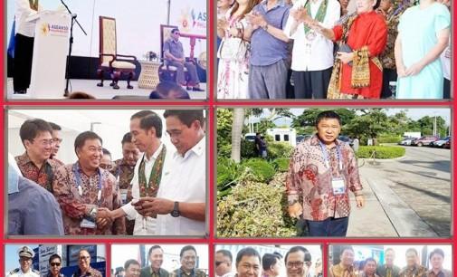 Bupati James Sumendap Diundang Khsusus Presiden Hadiri KTT ASEAN ke-30 di Manila
