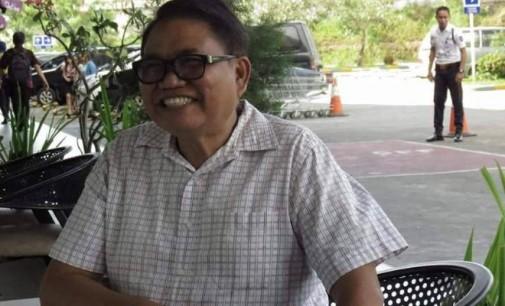 Ingin Mengabdi untuk Sitaro, HELFRIED LOMBO: Hanya Orang Susah Bisa Mengerti Orang Susah