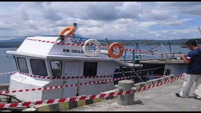 Kapal KM. Cakalang