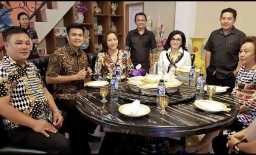 Kunjungi Malola, TETTY PARUNTU Rayakan Paskah dan Hadiri Pentahbisan Rumah Harto Paat