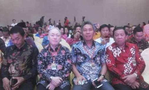 Wabup Franky Wongkar Hadiri Pekan Kerukunan Nasional 2017
