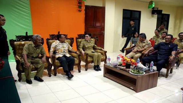 Kunjungan Sekretaris MA