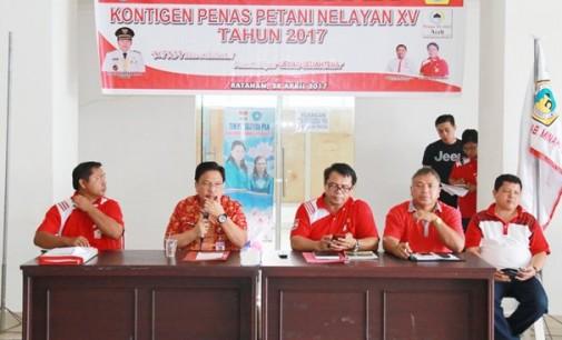 Keikutsertaan Kontingen Mitra di Penas KTNA Aceh Jangan Sebatas Seremoni Tapi Belajar