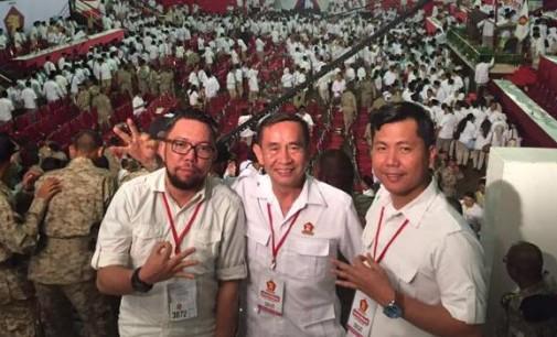 MELKI SUAWAH: Kemenangan ANIES-SANDI Juga Kebanggaan Gerindra Sulut
