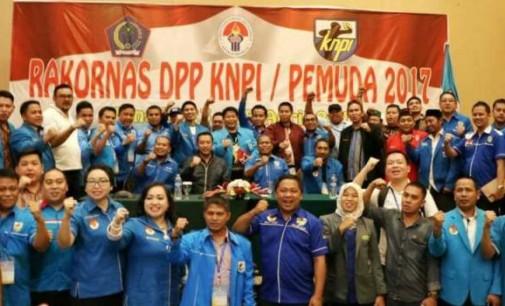 Hadirkan Wapres dan Menpora Di Rakornas DPP KNPI