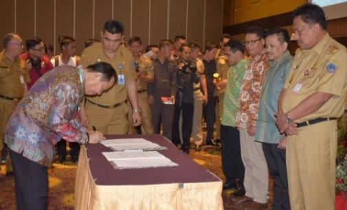 Walikota Hadir di Musrenbang Provinsi Sulut 2018