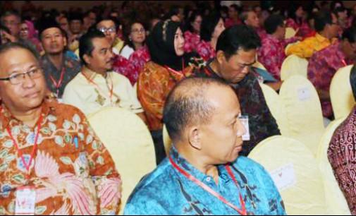 Lolowang Hadiri Pembukaan Pekan Kerukunan Nasional 2017